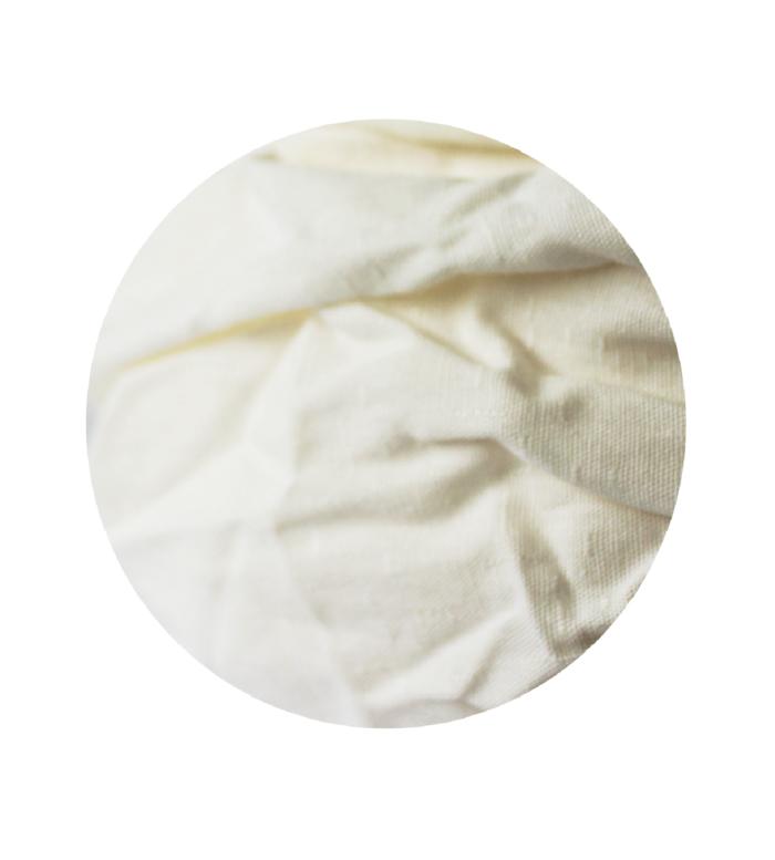 materiales de los portabebés artesanales