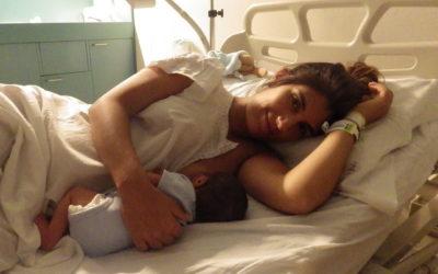 Porteo con prematuros: contacto para crecer